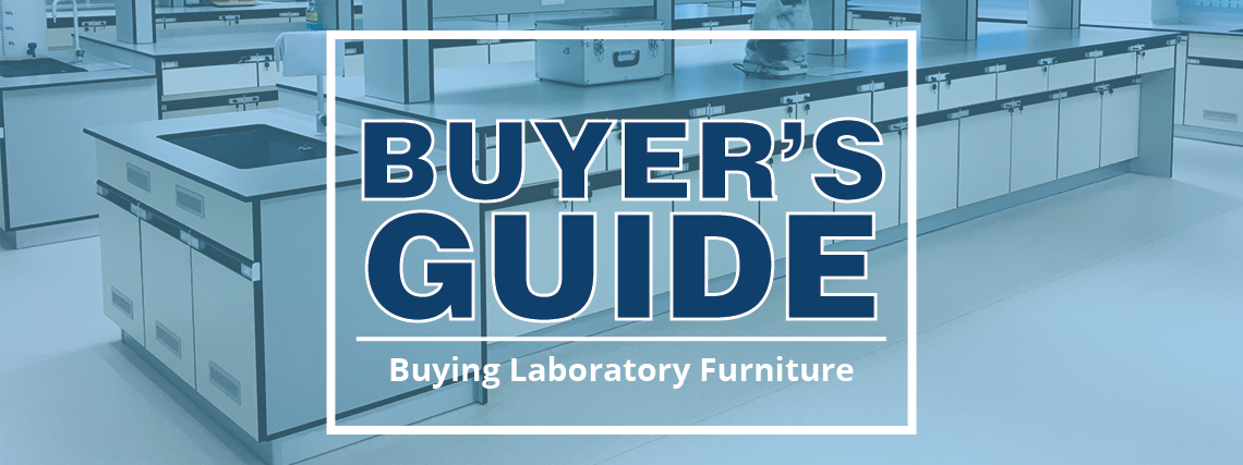 Buyer's Guide to Buying Lab Furniture