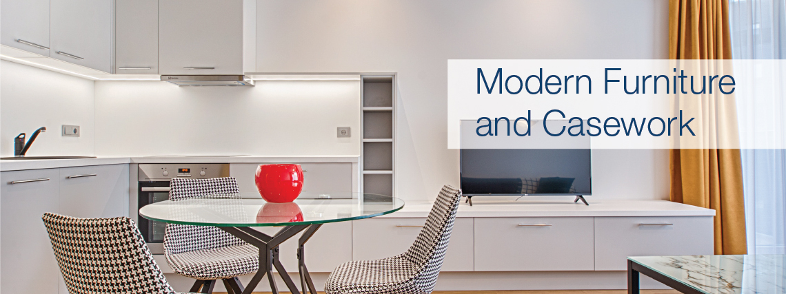 Modern Furniture and Casework Article
