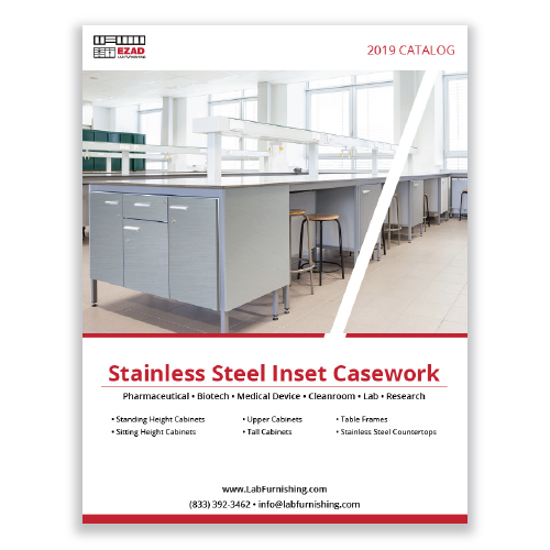 Stainless Steel Casework Catalog