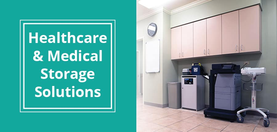 Healthcare & Medical Storage Solutions